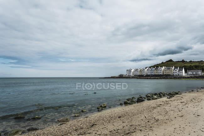 Blick auf Glenariff, County Antrim, Nordirland, Vereinigtes Königreich — Stockfoto
