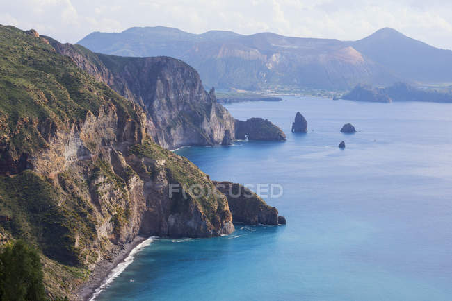 View from Belvedere Quattrocchi — Stock Photo