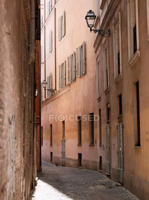 Piccola scena di strada — Foto stock