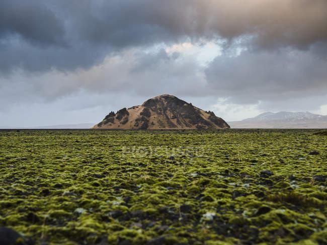 Vista panoramica di Stori Dimon, Islanda — Foto stock