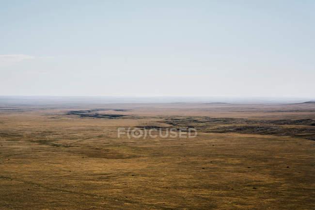 Pawnee National Grasslands — Stock Photo