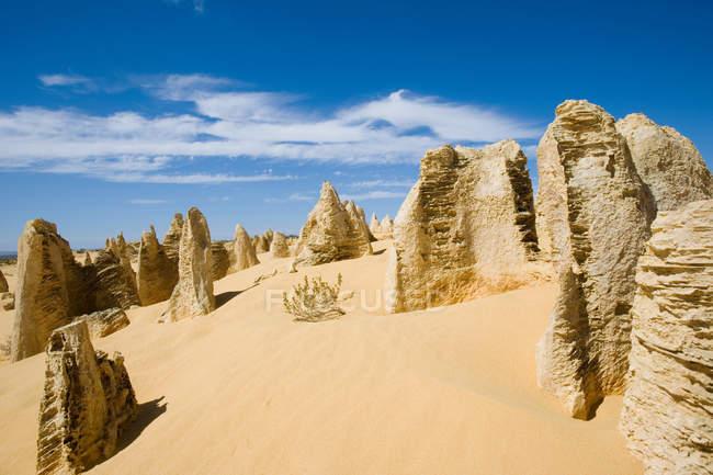 Pinnacoli nambung parco nazionale di Perth — Foto stock
