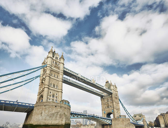 Vue du pont Tower — Photo de stock