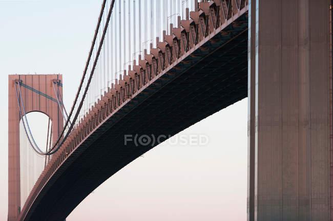 Puente Verrazano-Narrows - foto de stock