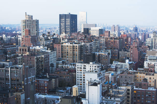 East Side Stadtbild, Manhattan, New York City, USA — Stockfoto