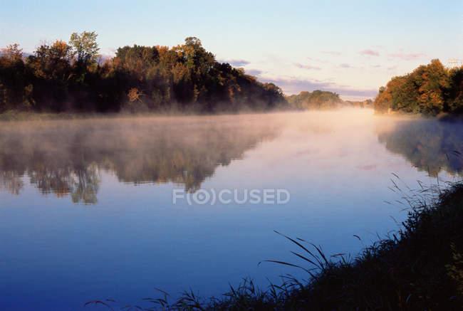 Mille iles rio no outono — Fotografia de Stock