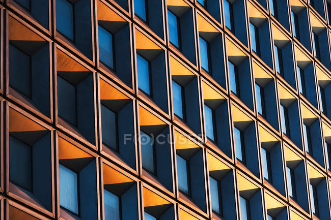 Architectural detail on building — Stock Photo