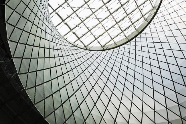 Soffitto della stazione della metropolitana Fulton Street, New York, Stati Uniti — Foto stock