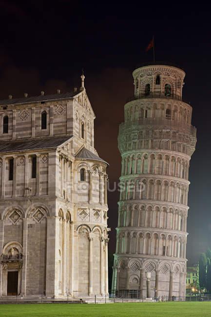 Пизанская башня — стоковое фото
