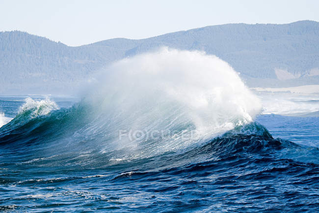 Large ocean wave — Stock Photo