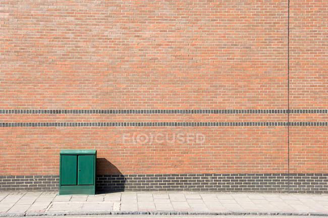 Caixa de junção na rua — Fotografia de Stock