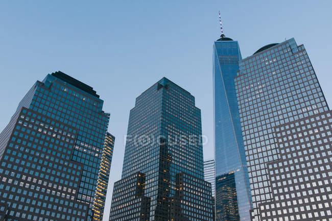 One World Trade Center, New York, USA — Stock Photo