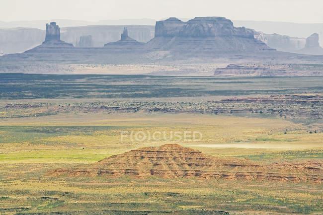 Мальовничі переглянути Долина монументів, штат Арізона, США — стокове фото