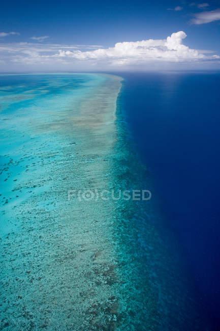Grande barrière de corail — Photo de stock