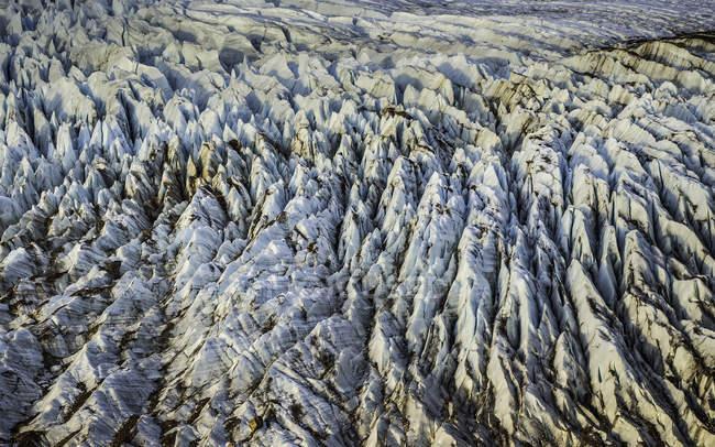 Detalhe da Torre geleira no Parque Nacional Los Glaciares, Patagónia, Argentina — Fotografia de Stock