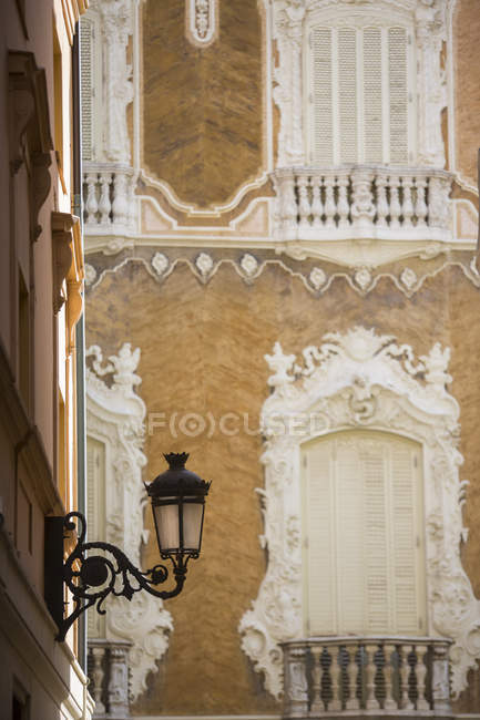 Palace of the marquis of dos aguas, Valencia, Spain, Europe — Stock Photo