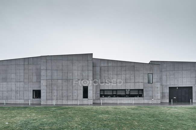 Галерея Хепворт Уэйкфилд, Уэст-Йоркшир, Англия — стоковое фото