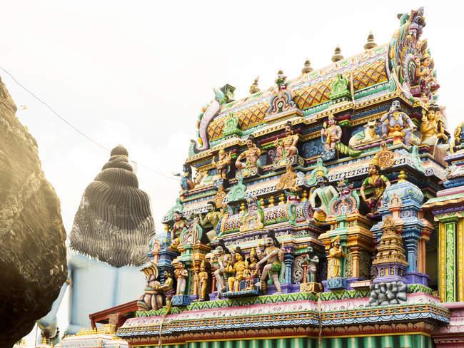 Koneswaram Kovil temple, Trincomalee, Sri Lanka — Stock Photo