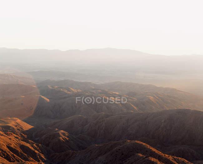 Вид на красный каньон в штате Невада, США — стоковое фото