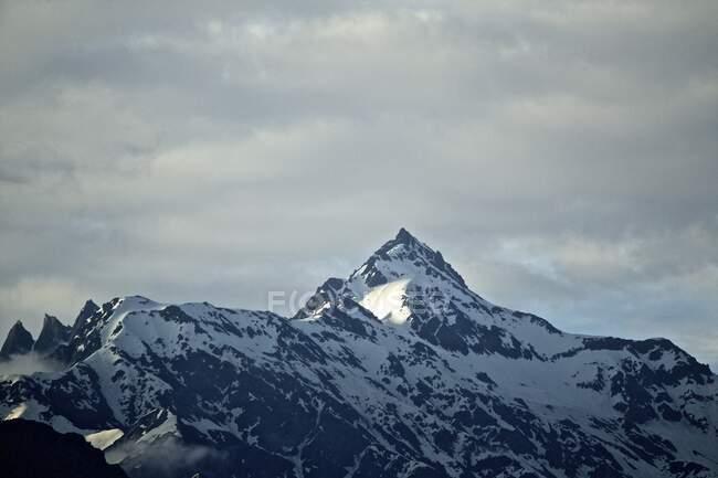 Srikhand mountain range, Sarahan, Himachal Pradesh, India, Asia — Stock Photo