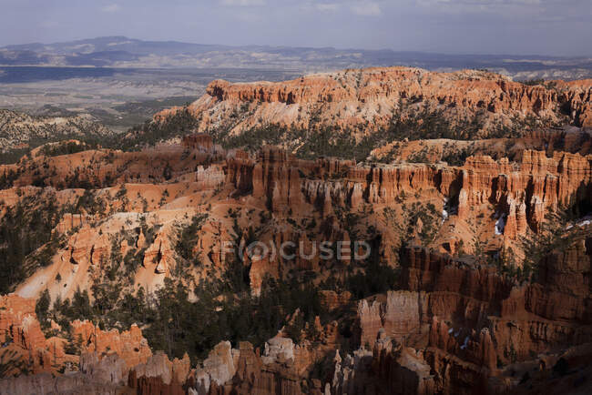 Bryce Canyon, Bryce Canyon National Park, Utah, USA — Stock Photo