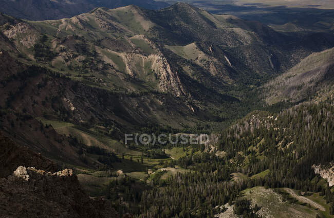 Stansbury Mountains, Tooele County, Utah, USA — Stock Photo