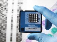 Kit de herramientas de investigación genética - foto de stock