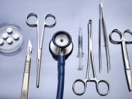 Professional medical equipment — Stock Photo