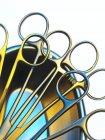 Chirurgische Instrumente in einer Schüssel — Stockfoto
