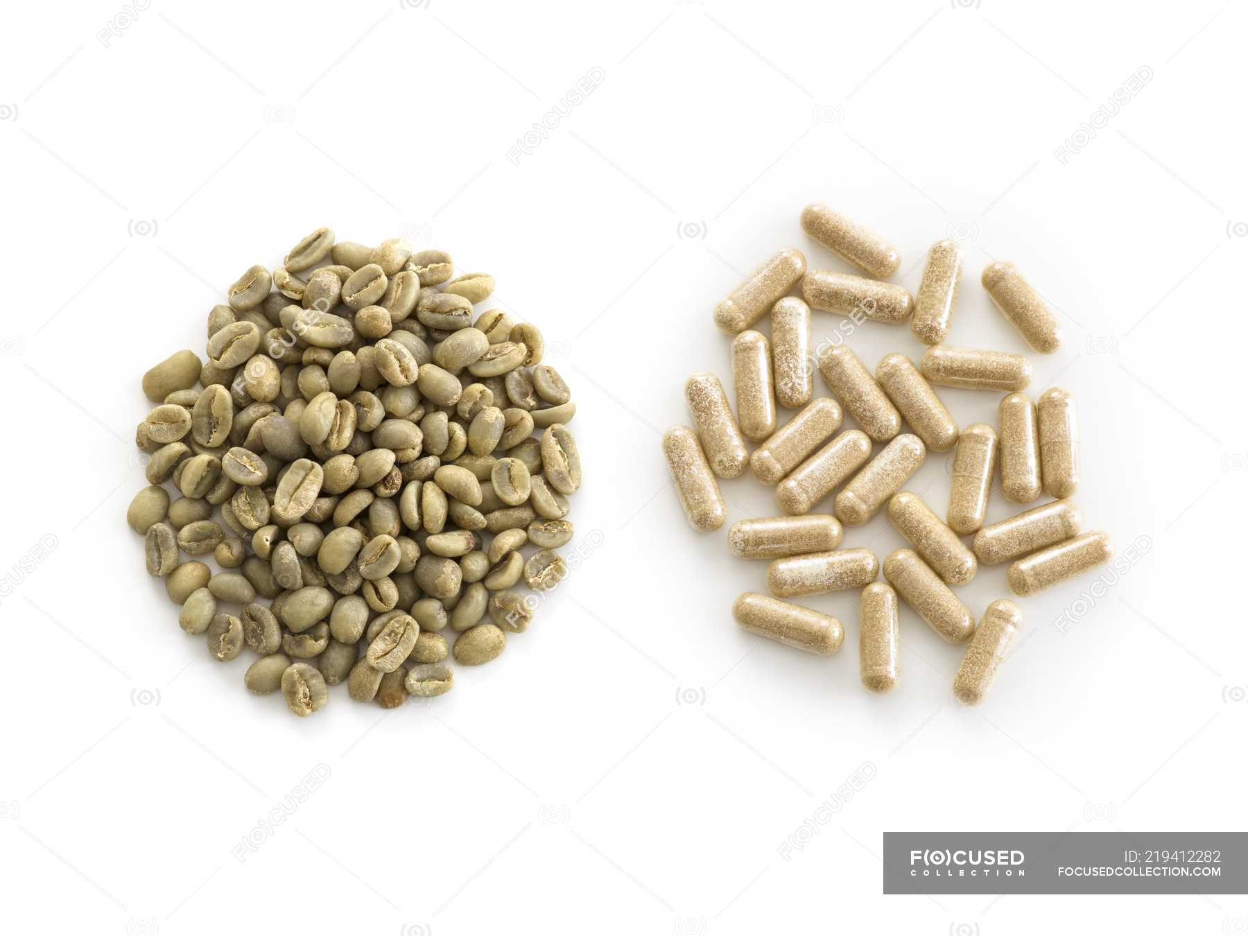 Green Coffee Beans And Weight Loss Supplements Natural Seeds