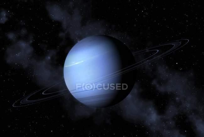 Neptune gas giant — Stock Photo