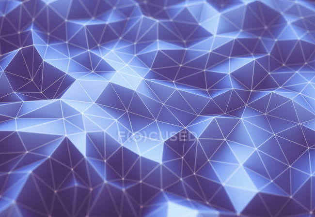 Geometric background pattern, digital illustration. — Stock Photo