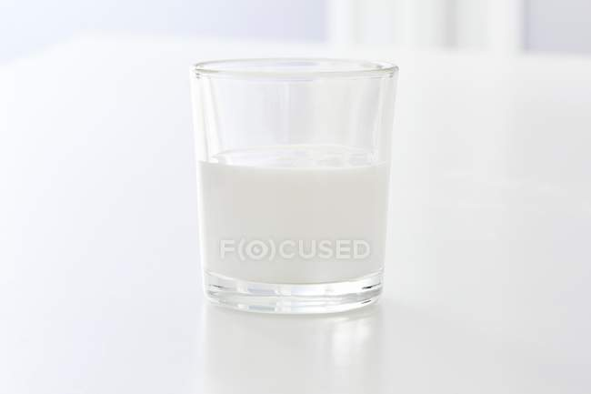 Milk Of Magnesia In Gl Studio Shot White Colour Stock Photo 219442290