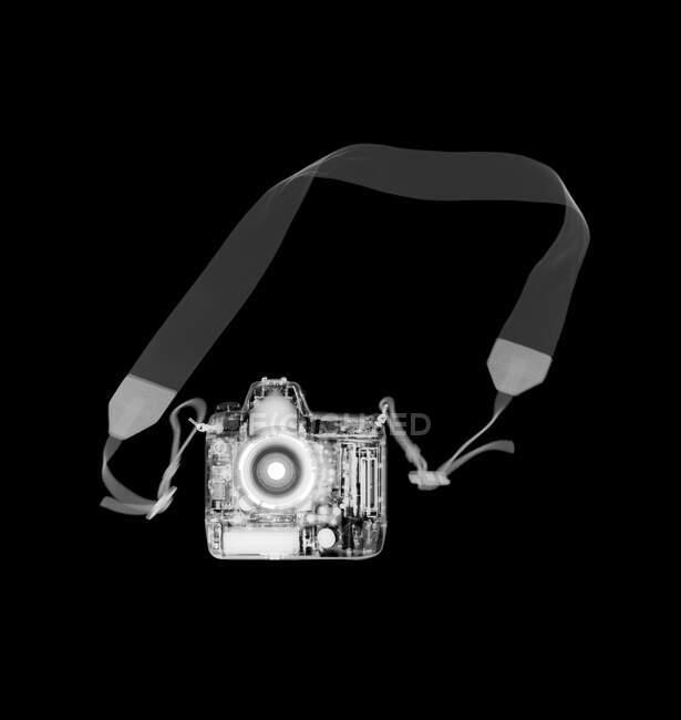 Digital camera, X-ray. — Stock Photo