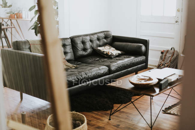 Interior of living room — Stock Photo