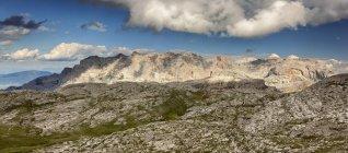 Dolomiti di Brenta di giorno — Foto stock