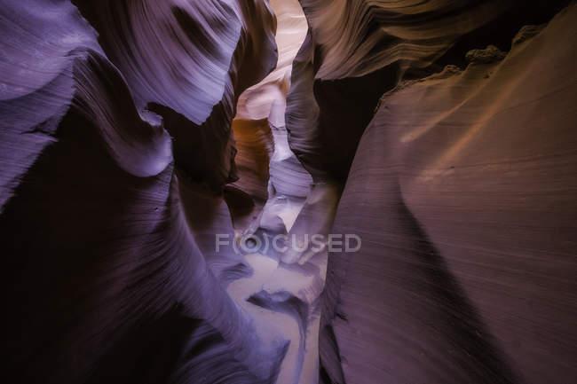 L'antelope canyon inferiore — Foto stock