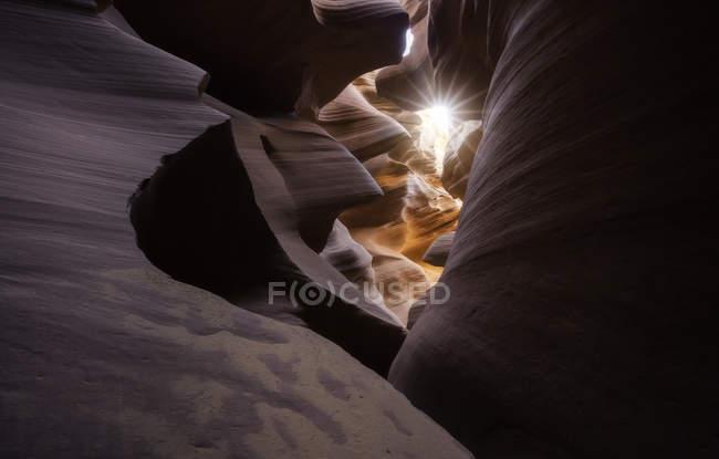 Нижній Каньйон Антилопи скелі — стокове фото