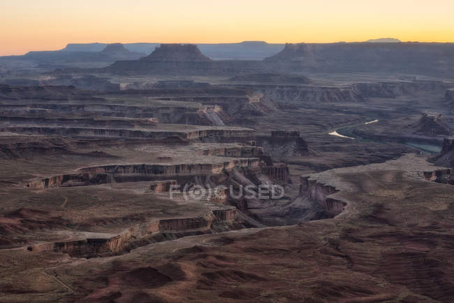 Canyonlands Nationalpark — Stockfoto