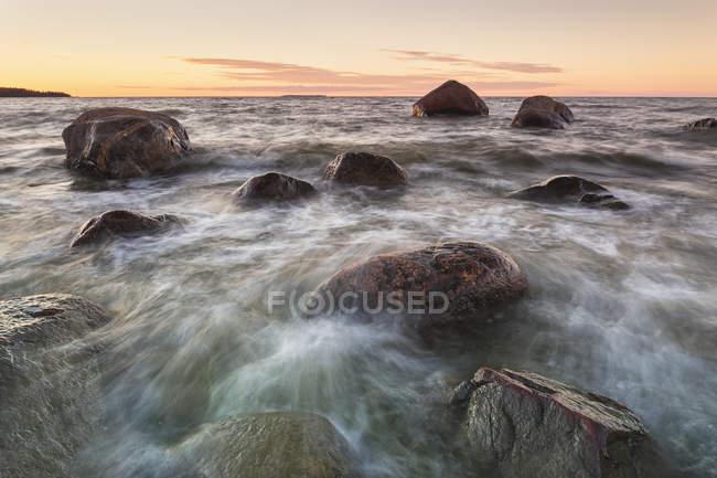 Péninsule de Ksmu Parc de l'âge glaciaire — Photo de stock