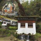 Image Of Guru Rimpoche — Stock Photo