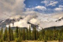 Parque Nacional de Banff, Alberta — Fotografia de Stock