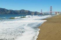 Ponte Golden gate — Fotografia de Stock