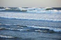 Waves At Long Beach — Stock Photo