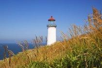 North Head Lighthouse; Ilwaco, Washington — Stock Photo