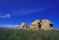 Formazione della grande roccia — Foto stock