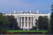 Денні Білий дім dyring — стокове фото