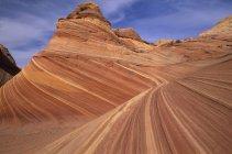 Striations In The Sandstone, Arizona — Stock Photo