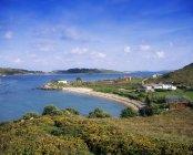 Брайер, острова Scilly, Великобритании — стоковое фото