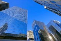 Visualizzazione di edifici moderni — Foto stock